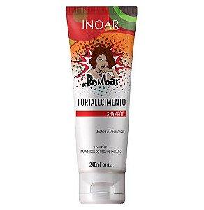 Inoar Bombar - Shampoo Fortalecimento - 240g