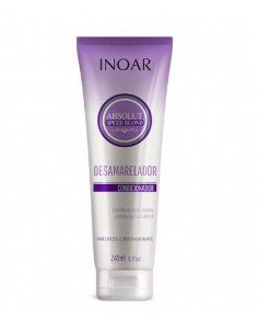Inoar Absolut Speed Blond - Condicionador Bisnaga 240g