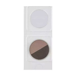 My Beauty Choices Refil Duo - Sombra para Sobrancelha