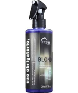 Uso Obrigatório Blond - Tratamento Reconstrutor 260ml