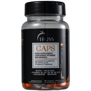 Pharmacy + Caps - Suplemento Alimentar (30 Cápsulas)