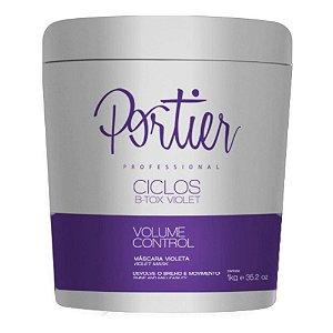 Portier Ciclos B-Tox Violet Máscara Reconstrutora - 1Kg