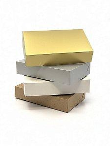 Caixa 1 (19x12x4 cm) - embalagem com 20