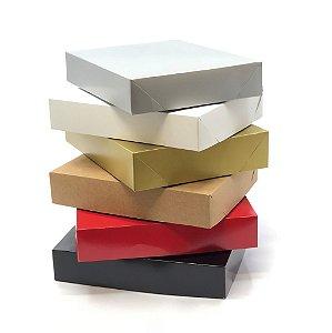 Caixa 2 (24x19x4,5 cm) - embalagem com 20