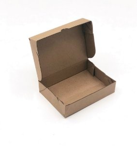 Caixa microondulada CORREIO 0 (15x11x3,5 cm) - embalagem com 20