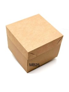 Caixa mista MB25 (25x25x20 cm) - embalagem com 20