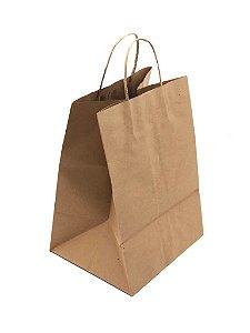 Sacola com alça torcida AT34 (34x24,5x21 cm) - embalagem com 10