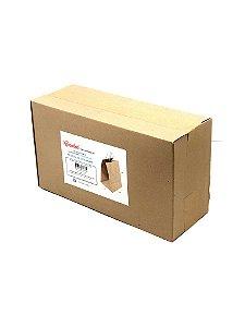 Sacola com alça torcida AT34 (34x24,5x21 cm) - embalagem ecológica com 50