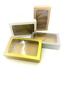 Caixa VI (19x15x4 cm) - embalagem com 20