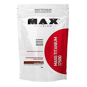 MASS TITANIUM 17500 3kg - Chocolate