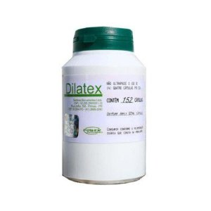 Dilatex Power Supplements - 152 Cápsulas