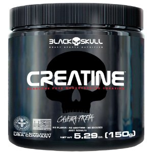 Creatina  - Black Skull