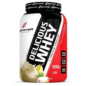 Delicious Whey - Body Action Sabor Pera
