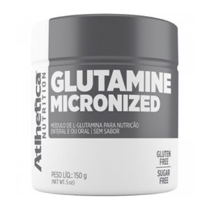 Glutamine Micronized 150g - Atlhetica Nutrition - Original