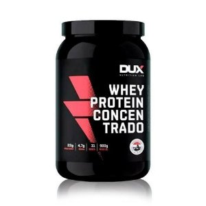 Whey Concentrado 900gr - DUX Nutrition Labs