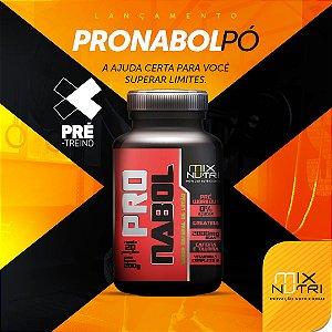 PRONABOL PÓ SABOR LIMÃO 200G PRÉ TREINO