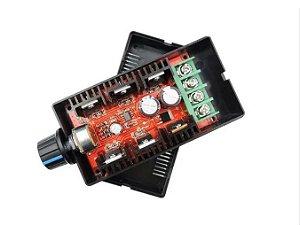 Controlador PWM 50V 40A 2000W Regulador Com Potenciômetro