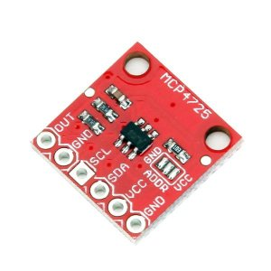 Conversor Digital Analógico Dac MCP4725 Para Arduino Pic