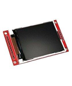 Display Lcd Tft 2.0 Pol 176x220 Para Arduino
