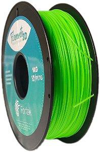Filamento Pet-g 1,75 Mm 1kg - Verde Florescente (Fluorescent Green)