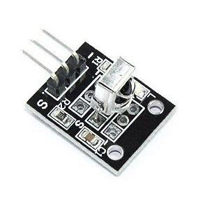 Módulo Receptor Infravermelho IR VS1838B KY-022