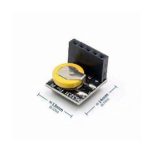 Módulo Relógio RTC DS3231  Raspberry Pi