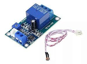Módulo Sensor De Luz  XH-M131 Com Relé