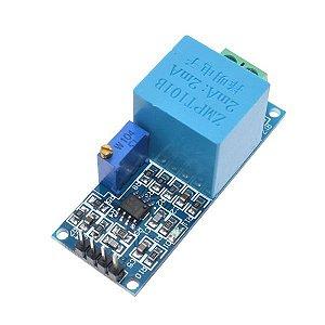 Módulo Sensor De Tensão AC 0 A 250V Voltímetro ZMPT101B