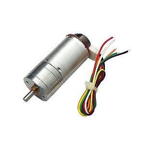Motor Dc 6V Com Encoder