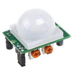 Sensor de Movimento Presença PIR HC-SR501