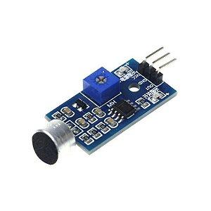 Sensor De Som / Ruído