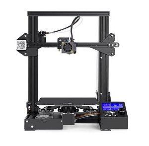 IMPRESSORA 3D CREALITY ENDER 3 PRO