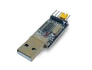 MÓDULO CONVERSOR USB 2.0 P/ TTL 6Pin CH340G