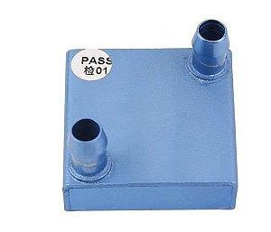 WATER BLOCK P/ PELTIER 40X40mm