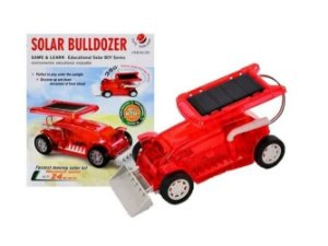 Kit Educacional Solar Bulldozer