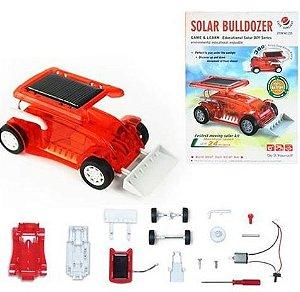 Kit Educacional Solar Bulldozer