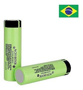Bateria Original 18650 B 3.7v 3.400mh Panasonic