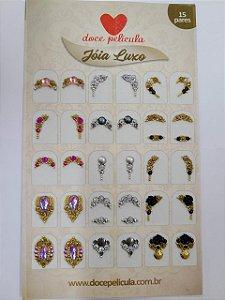 Cartela Joia Luxo 005 - 30un