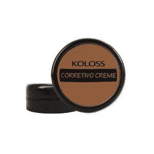 Corretivo em Creme Bege Escuro Koloss