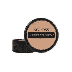Corretivo em Creme Rosê Koloss