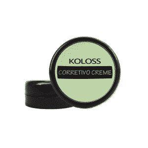 Corretivo em Creme Verde Koloss