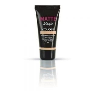 Base Matte Magic Koloss Cor 10