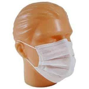 Máscara Descartável 100un