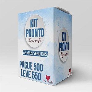 Kit Revenda 500 - Modelos Mais vendidos- Pague 500 leve 550