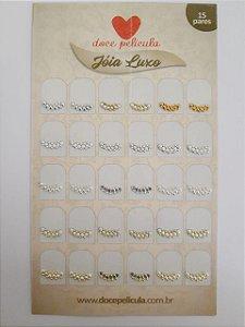 cartela jóia luxo 009