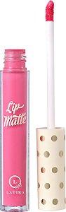 Latika Lip Matte Rosa Nº 1 - Batom Líquido 4ml