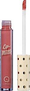 Latika Lip Matte Rosa Nº 5 - Batom Líquido 4ml