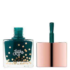 Esmalte Cremoso Latika - Confetti Verde Noite 9ml