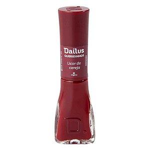 Esmalte Cremoso Dailus Queridinhos – Licor de Cereja