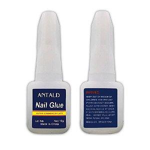 Cola de Unha Postiça Nail Glue - 10g